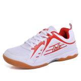 Homens Sports Ténis de Mesa Calçado Badminton sapatas (801)