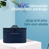 UVC UV-C Limpar Smartphone UV Luz Ultravioleta Celular Saco Esterilizador para desinfetar as Higienizador Telefone UV