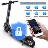 Com Controle de toque de estilo novo APP inteligente sistema antirroubo dobrável portátil e conveniente em estoque e de scooter Vespa