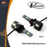 faro H7 H11 H4 9005 dell'automobile LED di 3600lm 6000-6500K 9007 lampadine automatiche con i chip della PANNOCCHIA di Csp