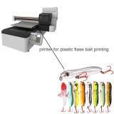 Machine d'impression UV pour appâts artificiels de l'image d'affaires de l'imprimante