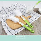 Venda a melhor cozinha de espuma de PU esponja Esfregões de limpeza
