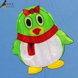 Big Cartoon Soft Penjuin gonflable Kite pour l'événement