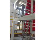 De dubbele Hoofd Blazende Machine van de Plastic Film (output 70kg/h)