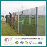El PVC cubrió 358 que la cerca 358 del acoplamiento de alambre que cerca Anti-Sube Anti-Cortó la cerca para los precios de la prisión