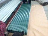 高品質の屋根ふきシートのためのカラーによって電流を通される波のタイル