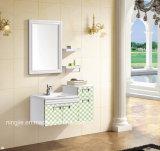 Vanità di alluminio Titanium-Magnesium Post-Modern della stanza da bagno (T-9707