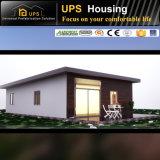 Edificio modular prefabricado modular verde del ahorro de costes del 90%