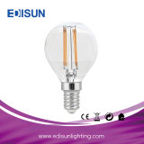 Cer RoHS 5W G45 E14/E27 LED Heizfaden-Glühlampe