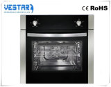 Vestarの販売のための黒いカラーの組み込みのオーブンのガス
