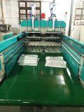 China zwei Zeilen Wärme, die den Hochgeschwindigkeitsshirt-Beutel herstellt Maschine schneidet
