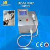 Laser portable del diodo de Lightsheer del retiro del pelo 808nm (MB810P)