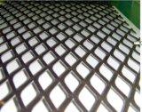 Panneau en mousse métallique à extension plate
