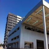 알루미늄 개골창을%s 가진 Prefabricated 가벼운 강철 구조물 작업장