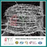 Mestiere rivestito pungente galvanizzato del filo del collegare/PVC del ferro