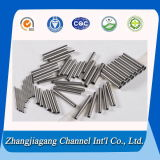 AISI304 316 Thin Wall Stainless Steel Tube per Decoration