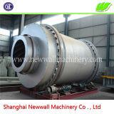 30tph tipo giratório secador de cilindro com gás