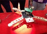 Macchine del laser della tessile della taglierina del laser di corso della vita di molto tempo