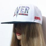 Thermisches Übergangsdreidimensionale Stickerei, Hip-Hopschutzkappen-Fahrer-Schutzkappe