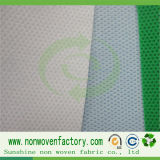 Nonwoven 100% colorido dos PP Spunbond do Virgin