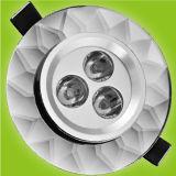 3W LED Downlight (光線029W32)
