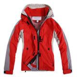 Ski-Jacke der wasserdichten Dame (C012-02)