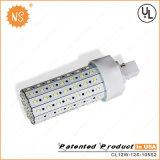 12W 36W de luz LED de sustitución de la CFL GX24D luz LED de maíz de 2 polos