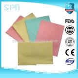 Специализированные печатные кухонные чистящие салфетки нетканого материала ткань ткань