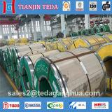 Strato della bobina dell'acciaio inossidabile 2b di AISI 304