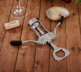 簡単で、実用的で創造的なワイン・ボトルのオープナ