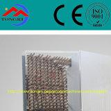 Cadena de producción completa automática del tubo del papel del cono para hacer girar, secadora, consumo de energía inferior, de alto rendimiento