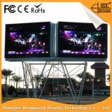 Écran polychrome extérieur de l'Afficheur LED P6.67