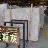 Marmo grigio poco costoso cinese, lastre di marmo grige Polished di Bosy