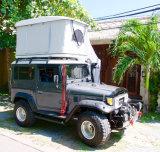 Qualitäts-kampierendes wasserdichtes Zelt auf Fahrzeug mit Anhang