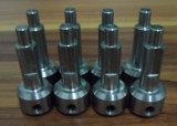 Pièces de rotation de nickelage de commande numérique par ordinateur d'acier du carbone de précision