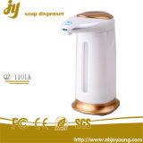 Distributeur de savon liquide en plastique pour salle de bain
