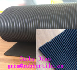 Листа цвета листа крена природного каучука листа нервюры лист резиновый промышленного резиновый Анти--Истирательный резиновый