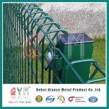 Frontière de sécurité de taille de treillis métallique de Brc de frontière de sécurité de Brc de panneau de Rolltop de garantie
