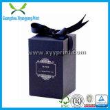 Rectángulo de regalo magnético del encierro del papel elegante de la cartulina