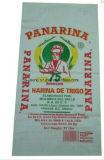 Sac à papier d'emballage avec pp stratifiés, sacs de farine, sacs de produit chimique de poudre