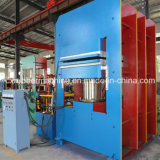 100t Plate Vulcanizer Pressing Machine / Hot Plate Rubber Machine