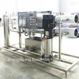 Pianta del sistema di osmosi d'inversione di trattamento delle acque per le macchine di rifornimento