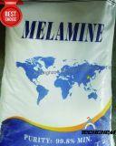99.8% Melammina per la gomma piuma della melammina dell'isolamento del fuoco/dell'impermeabilizzazione sana
