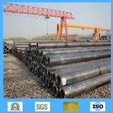 O aço carbono dos tubos sem costura para uso em caldeiras de baixa e média pressão, tubos de tampa de petróleo