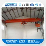 Henan Mine Brand Single Beam Overhead Eot Hoist Crane (LDA)