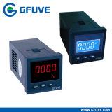 Indicadores Digitales LED de temperatura de Digital