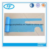 個人的な保護服装の使い捨て可能なプラスチックPEのエプロン