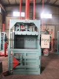 Vm-3 20HP Baler vertical de residuos de papel, PP, PE Film