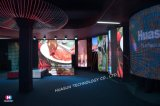 Flexible LED-Bildschirmanzeige Galaxias P3 für Mieten, Theater, Konzerte, Erscheinen, Exhibtion