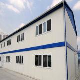 Edifício pré-fabricado de aço do calibre leve com certificação do Ce